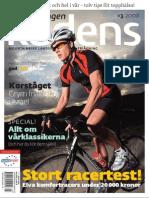 Cykeltidningen Kadens # 3, 2008