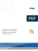 CitrixAppTempSharePointDepGuideNS90b66