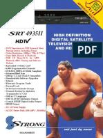 Brochure SRT 4935II - en