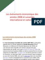Les événements économique des années 2008 et suivantes.pptx