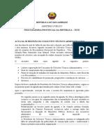 Acta do Colectivo Tecnico Administrativo da PPR-T - 2018 - Copia