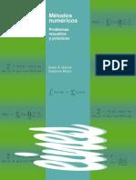 Métodos numéricos problemas resueltos y prácticas