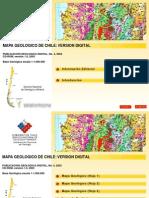 GEOLOGIA DE CHILE