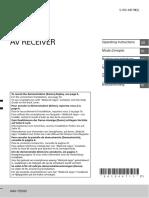 Sony XAV-AX1550D Operating Manual