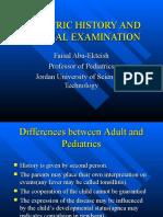 L 5 - Pediatric History & Clinical Examination 08