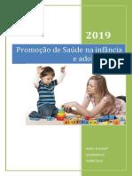 Promoção da Saúde na Infância e na Adolescência