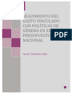2020 Dic Genero Informe Presu