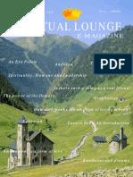 Spiritual Lounge E-Magazine  February 2011