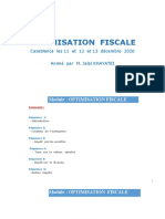 OPTIMISATION  FISCALE ENCG.pptx