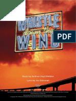 Whistle Down The Wind Libretto