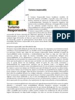 05 TURISMO RESPONSABLE