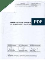 AIT09702662 PSRL-SGS- I.CSST INS DE ELEC DEL CSST Y SUBCSST