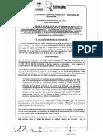 Decreto 206 de 2020