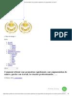Comment obtenir une promotion rapidement, une augmentation de salaire_.pdf
