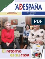 Carta de España Enero 2011