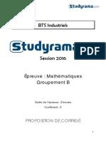 BTS_EEC_Mathematiques_2016_corrige_41139