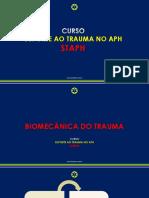 MÓDULO 2 - BIOMECÂNICA DO TRAUMA