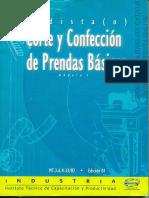 Modista Módulo 1 - Corte y Confección de Prendas Básicas.pdf