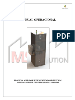 MANUAL OPERACIONAL - Agitador industrial - MisturadorREV1
