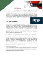 Plataforma OutSystems
