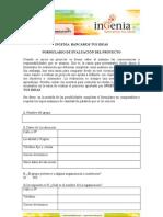 Anexo - Evaluación proyecto