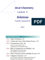 lecture 5 medical chemistry