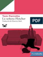 La senora Fletcher - Tom Perrotta