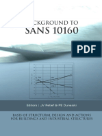 Background to SANS10160
