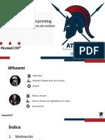 Sandbox fingerprinting - Evadiendo entornos de analisis.pdf