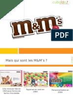 M&M's presentation