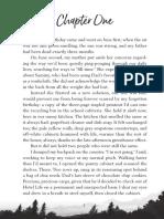 The Half Orphan's Handbook by Joan F. Smith (Excerpt)