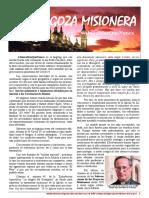 Boletin Zaragoza Misionera
