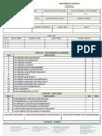 FR-EG-006-Checklist Report