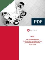 Primer Informe Auditoría Antel Arena