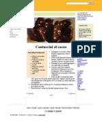 Cantuccini al cacao
