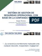 SMS Con Base en La Confianza y en La Ética. TWO WHITES TWO REDS