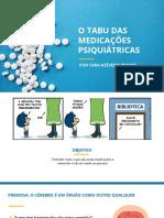 O_tabu_das_medicações_psiquiátricas