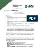 Enunciado Proyecto 2 - Compi 1 - Semestre - 1.pdf