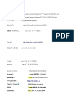 Adrese VLC