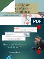 Sindrome Nefrítico y Nefrótico en Pediatría.pptx