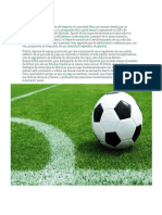 Introducción Al Futbol