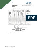 Codificacion de Resistores