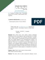 Ejemplo de introducción y conclusiones