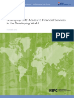 Scaling-Up SME Access to Financial Services - G20 Stocktaking Report