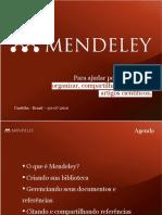Mendeley Teaching Presentation Portuguese (PT-BR)