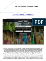 875_Minecraft_Premium_Generator_Download_