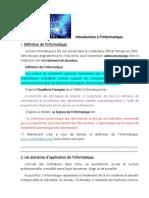 L.1 Introduction a lInformatique (1)