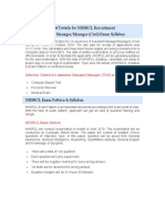 SyllabusforWrittenTestAM,Manager(Civil)-26-2018