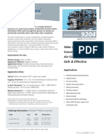 AirSolution 9204 Datasheet