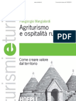 """Antoitalia Hospitality - Comunicato Stampa 15/02/2011 - Presentazione del libro """"Agriturismo e ospitalità rurale"""", di Piergiorgio Mangialardi"""